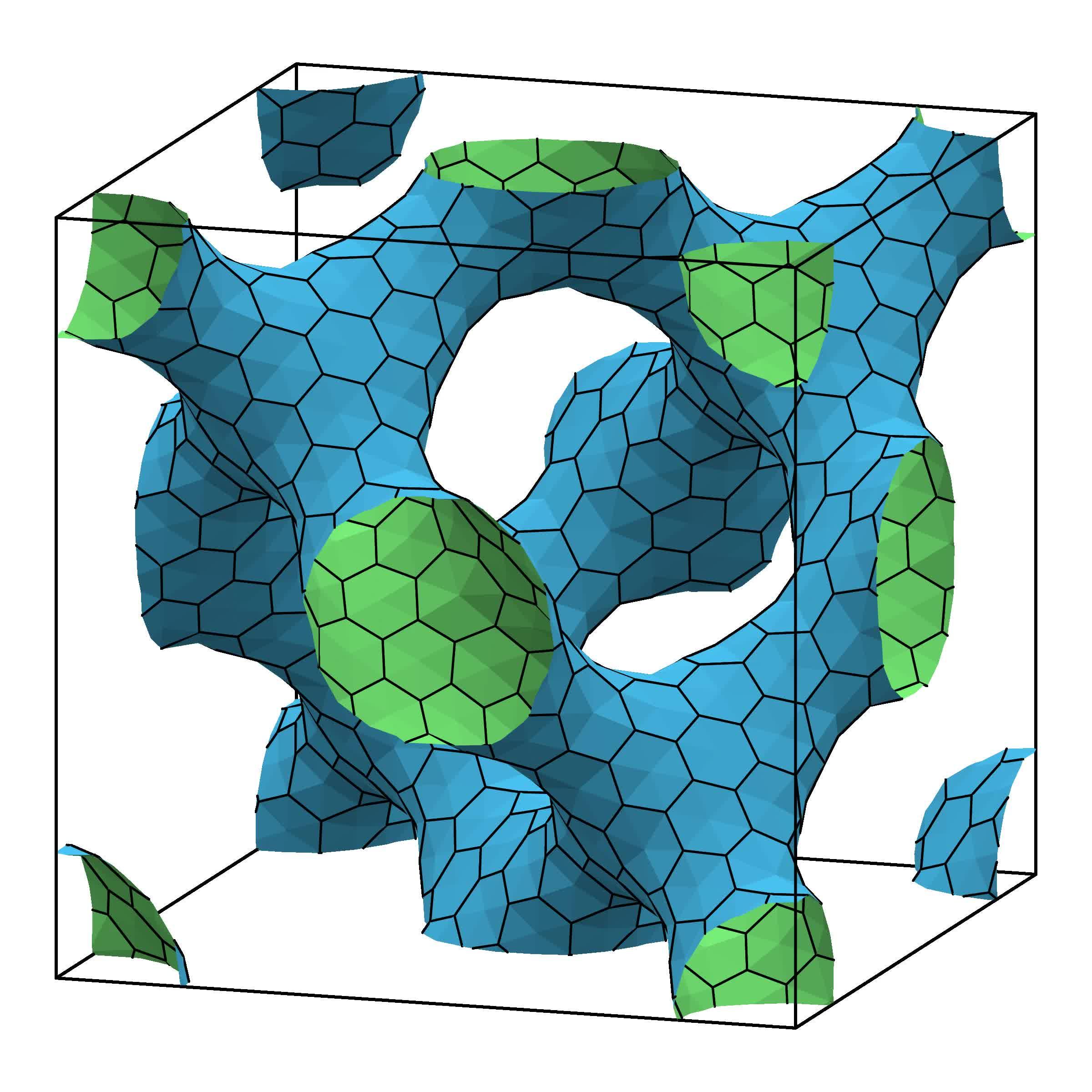 Generating carbon schwarzites via zeolite-templating | PNAS
